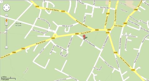 7bis rue de la Daguenette - 60270 Gouvieux